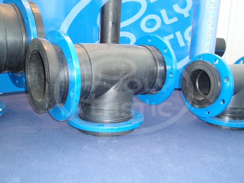 трубы и фасонные детали для наружней канализации